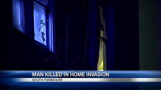 Man killed in early-morning home invasion ID'd