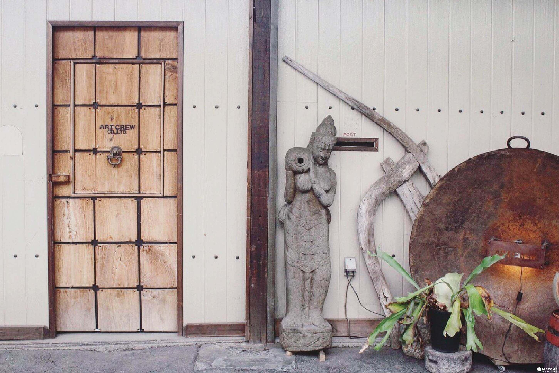 京都復古傢俱雜貨