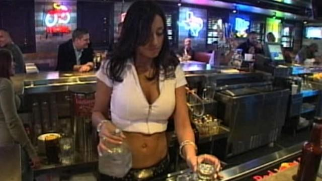 At 'Breastaurants,' Business Is Booming