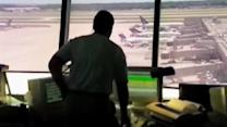 Flight delays in largest airports