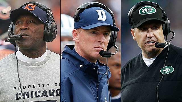 Will these coaches return in 2013?