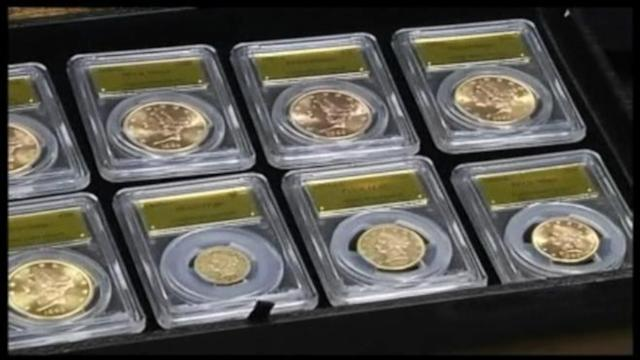 Couple Finds Over $10 Million in Gold Coins on Property