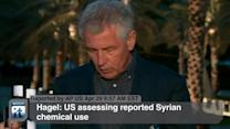 Chemical Weapons News - Chuck Hagel, Bashar Al-Assad, Saddam Hussein