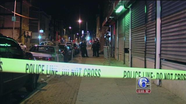 Temple student hit by stray bullet in North Philadelphia