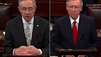 Senate leaders offer condolences after Navy Yard shooting