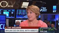 Mylan CEO: Abbott deal strategic rational