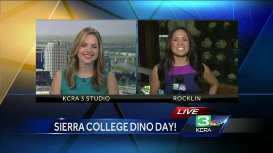 Sierra College to host 'Dino Day'