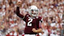 Johnny Manziel surging in Heisman race