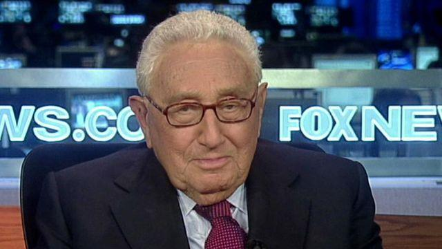Kissinger: Thatcher was leader of 'strong convictions'