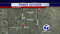 Power outages plague Albuquerque