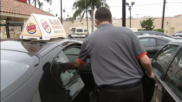 Burger King to deliver in some LA locations