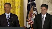 Obama: Jack Lew has 'my complete trust'