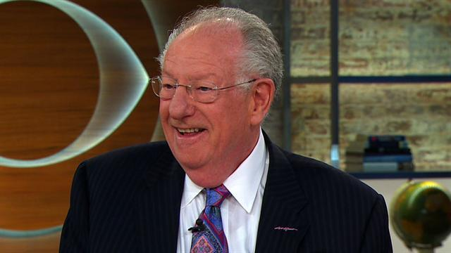 Oscar Goodman talks about being a mob lawyer, Mayor of Las Vegas