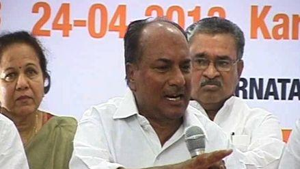 Will protect national integrity: Antony on Chinese incursion