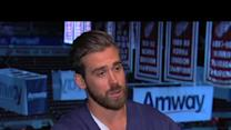 Henrik Zetterberg on NHL Lockout