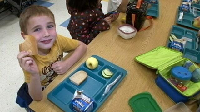 Cafeteria 'Boot Camp' Saves School Lunch
