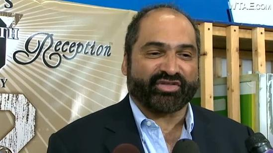 Franco Harris reflects on 'Immaculate Reception' 40 years later