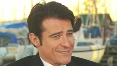 Goran Visnjic Discusses 'Red Widow'