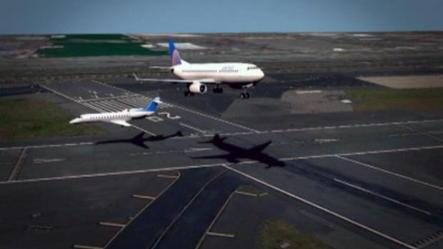 Flight to Vancouver in near collision with plane in Houston