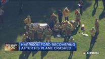 Harrison Ford hospitilzed after crash landing