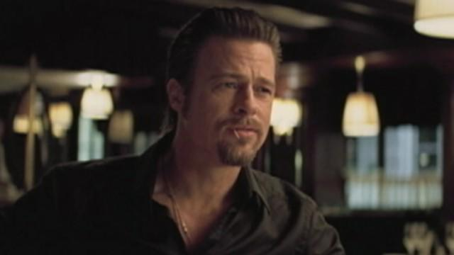 Brad Pitt on 'Killing Them Softly,' Chanel Ad