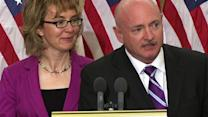 Gabrielle Giffords, Mark Kelly remember staffer killed in Tucson