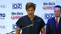 Dr. Oz gives Pittsburgh's health report card