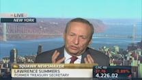 Fed's policy needs to focus on spurring growth: Larry Sum...