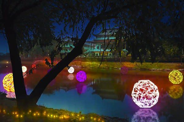 月津港燈節 (圖/月津港燈節 yuejin lantern festival,以下同)