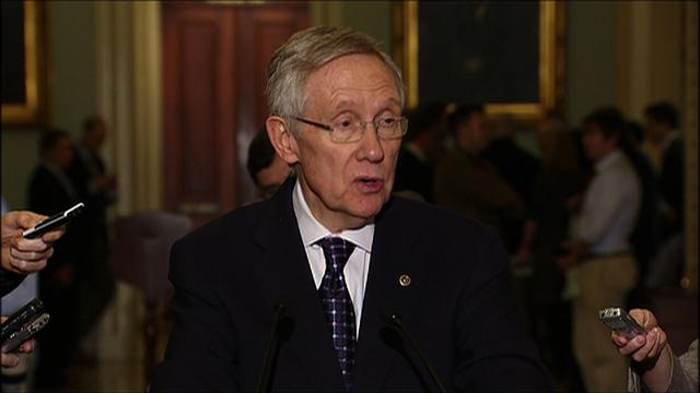 Reid promises action on filibuster this week