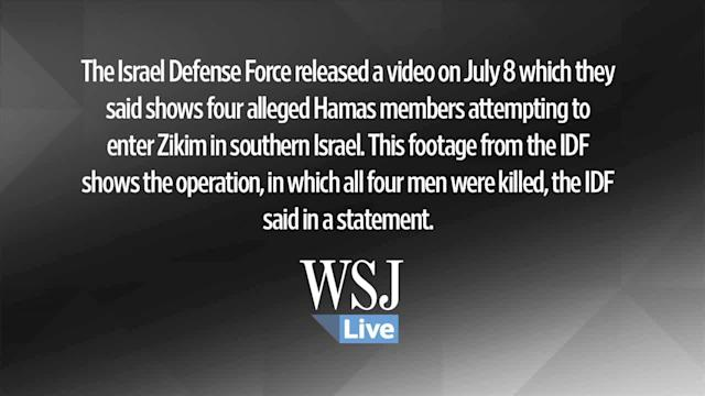 Hamas Members Killed During Attempt to Enter Israel