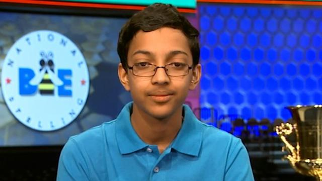 NYC Kid Knew 'K-N-A-I-D-E-L' Would Bring Spelling Bee Win