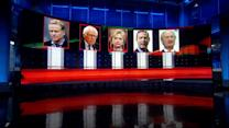Vegas Showdown: Democratic Presidential Contenders Debate