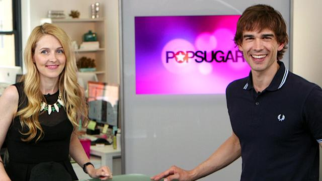 Christopher Gorham of Covert Affairs, Cooking With Ingrid Hoffmann, and More on POPSUGAR Live!