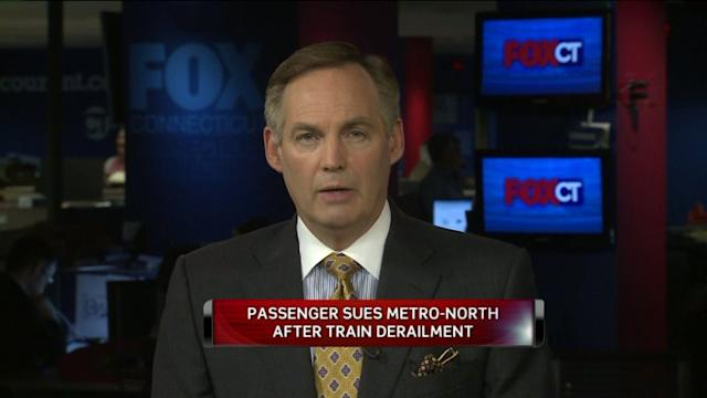 First Passenger Lawsuit Filed In Metro-North Derailment In Connecticut