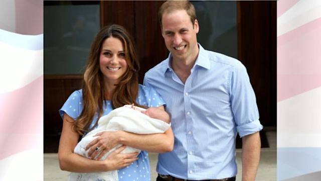 Royal Baby's First Day Home
