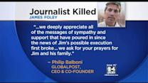 GlobalPost Reacts To James Foley's Murder