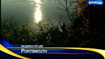Search continues for UNH student's body
