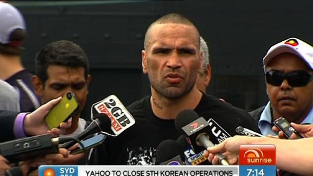 Mundine won't apologise to Geale