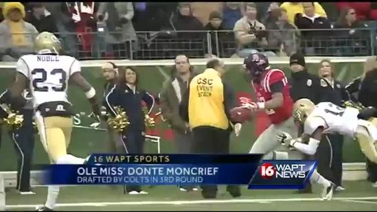 Donte Moncrief headed to Indianapolis