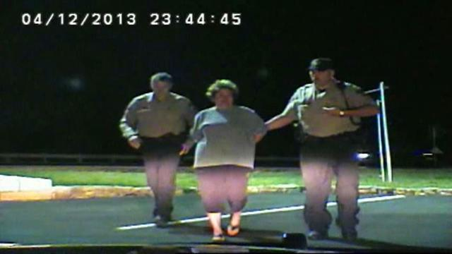 Drunk driving tapes released of Texas DA Rosemary Lehmberg
