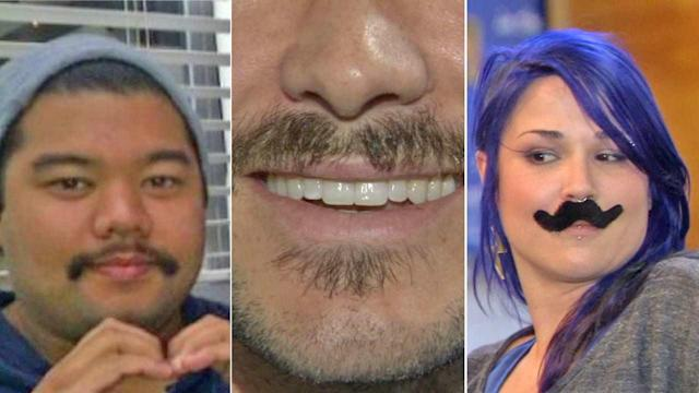 Mustache month of 'Movember' spotlights health