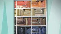 Easy Ideas for Displaying Books
