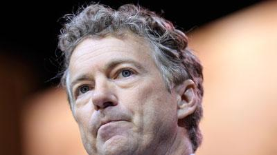 Rand Paul Wins CPAC Presidential Straw Poll