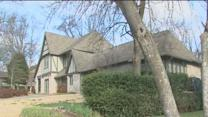 Homeowner fires at would-be burglars after waking to security alarm