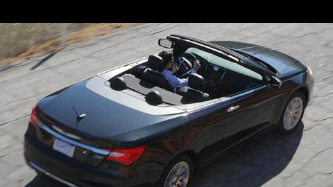 2011 Chrysler 200 Convertible Video Review