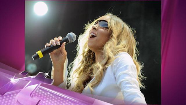 Entertainment News Pop: Mariah Carey Delays Release of New Album