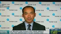 Why now is the time to buy into Sina shares