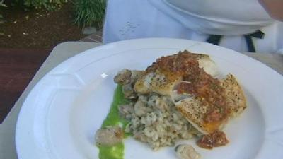 KCRA 3 Kitchen: Halibut Provencal