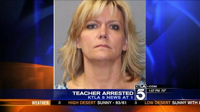 OC Teacher Accused of Having Sex With Student